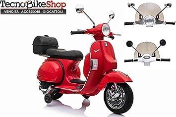 Tecnobike Shop Moto Elettrica per Bambini Motocicletta