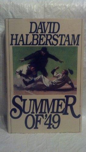 Summer of '49 / David Halberstam