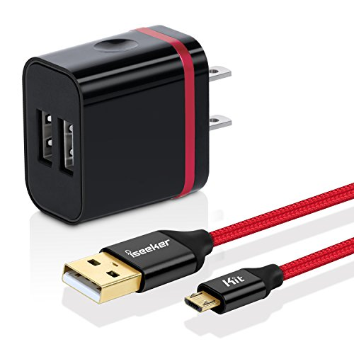 portable-dual-usb-wall-charger-with-6ft-iseekerkit-micro-usb-cable-power-cord-for-samsung-galaxy-nex