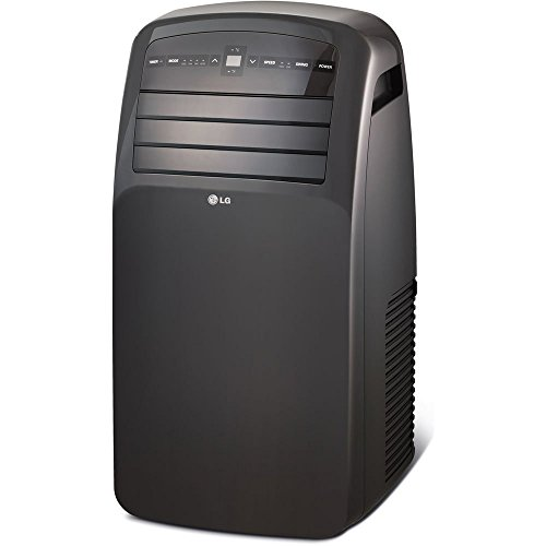 LG 10,000 BTU Portable Air Conditioner and Dehumidifier Function with Remote Control by LG 365