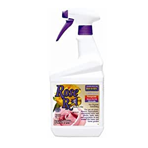 BONIDE PRODUCTS 897 Rose RX Insecticide, Quart
