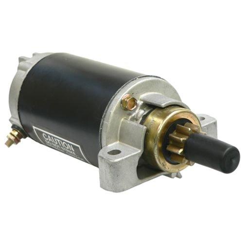 DB Electrical SAB0117 New Starter For Mercury Mariner Outboard Marine 50 Hp 50Hp 4 Stroke 1995-2000, 50-834749 50-859171 50-859171T, 50 Hp 50Hp 50El 50Elhpt 50Elpt 6743240-M030SM SM67432 410-21039 ()