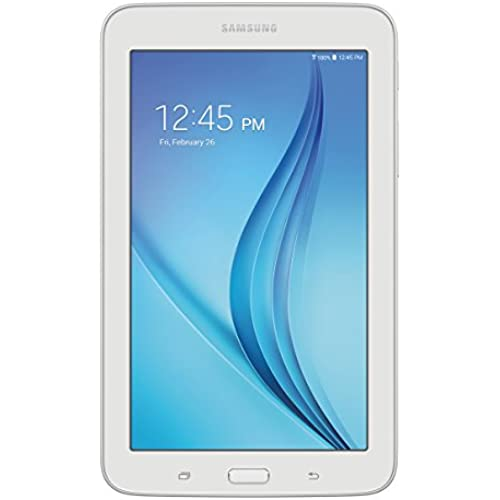 Samsung Galaxy Tab E Lite 7; 8 GB Wifi Tablet (White) SM-T113NDWAXAR Coupons