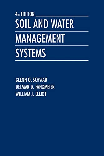 Soil and Water Management Systems 4 Ed
