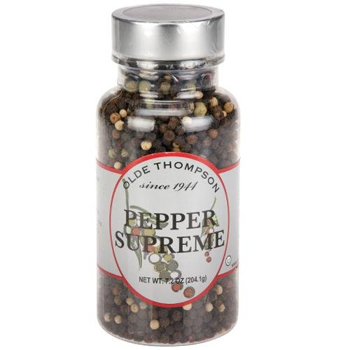 (Olde Thompson 7.2 Ounce Pepper Supreme Mix)