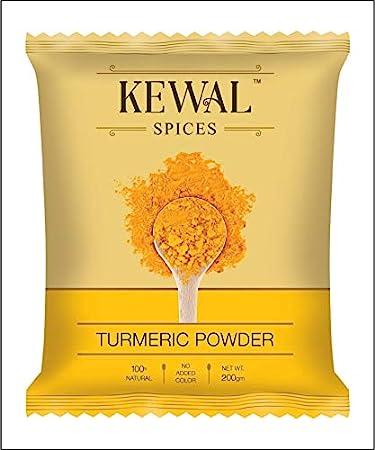 Kewal Turmeric Powder Pouch, 200g
