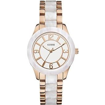 57c8e1970898 Guess W0074L2 - Reloj de pulsera para mujer