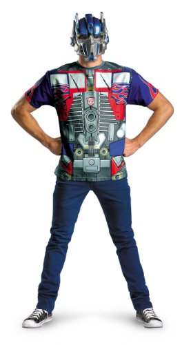 Optimus Prime Alternative Costume Adult Size 42-46