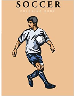 Soccer Coloring Pages - GetColoringPages.com | 336x260