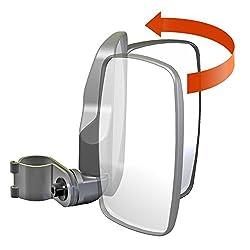 Seizmik 18080 Side View Mirrors ABS Plastic 2016 M
