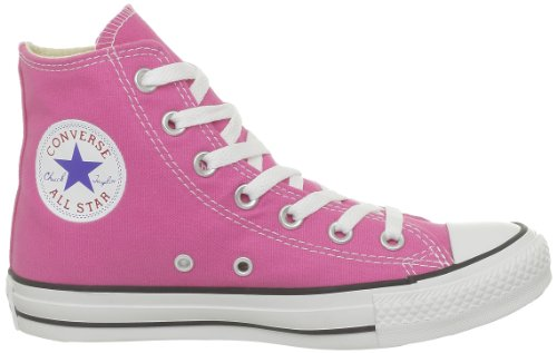 Converse Chuck Taylor All Star Season Hi, Unisex Sneaker Pink (Carmine Rose)