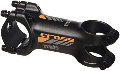 Mud Cross Potencia para Bicicleta, Unisex Adulto, Naranja, 6 ...