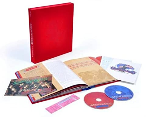 Grateful Dead Scrapbook (Limited Edition Deluxe Boxed Set) (Hart To Hart Dvd Complete Series)