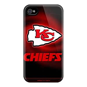 Fcgdb12799CUvNH Snap On Case Cover Skin For Iphone 4/4s(kansas City Chiefs)