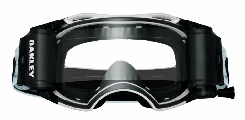 Oakley Airbrake MX Goggles Roll-Off Kit (Clear) (Roll Goggles Off)