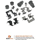 Carlson Quality Brake Parts 13375Q Disc Brake Hardware Kit