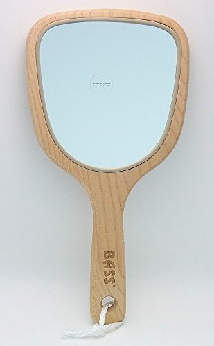 Bass Brushes Handle Dresser Mirror product image