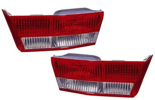 Honda Accord Sedan Replacement Backup Light Assembly (Inner) - 1-Pair