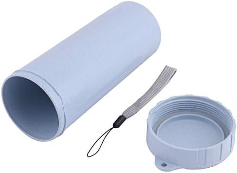 eDealMax plástico Hogar Oficina Agua Jugo de té sostenedor de la bebida de la Botella 400ml Taza de la Taza