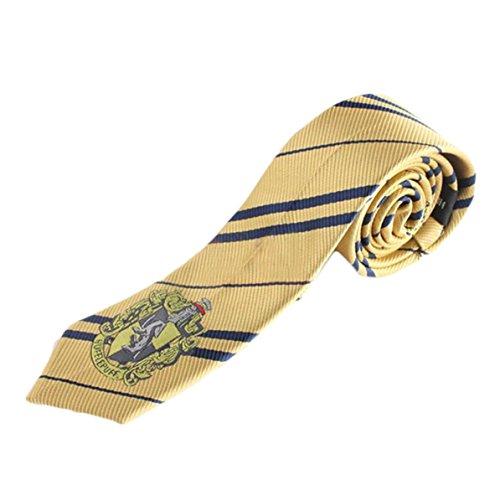 Harry Potter Gryffindor / Slytherin / Hufflepuff / Ravenclaw Tie