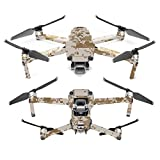 MightySkins Skin for DJI Mavic 2 Pro or Zoom – Desert Camo | Protective, Durable, and Unique Vinyl Decal wrap Cover | Easy to Apply, Remove, and Change Styles | Made in The USA