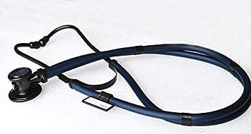 DENGHUI-TZ - Estetoscopio Profesional para Enfermeras y médicos, cardiología Littmann, Doble Cabeza, presión Arterial, Estetoscopio