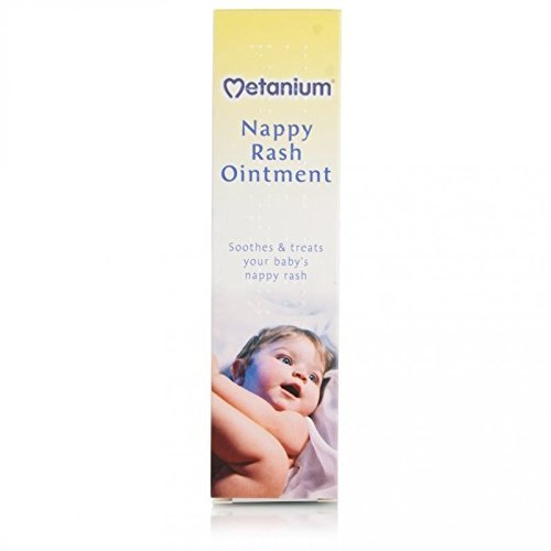 Metanium Nappy Rash Ointment by Metanium