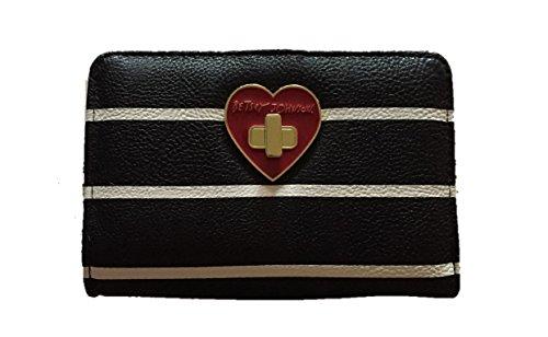 Betsey Johnson Bifold Wallet - Wallet Betsey Bifold Johnson