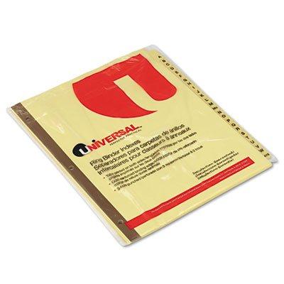 Preprinted Plastic-Coated Tab Dividers, 25 Alphabet Tabs, Letter, Buff, 25/Set, Sold as 2 Set