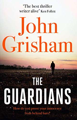 Book cover from By[John Grisham] The Guardians Paperback by John Grisham