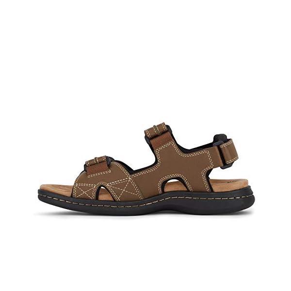 Dockers Men's Newpage Sporty Outdoor Sandal Shoe