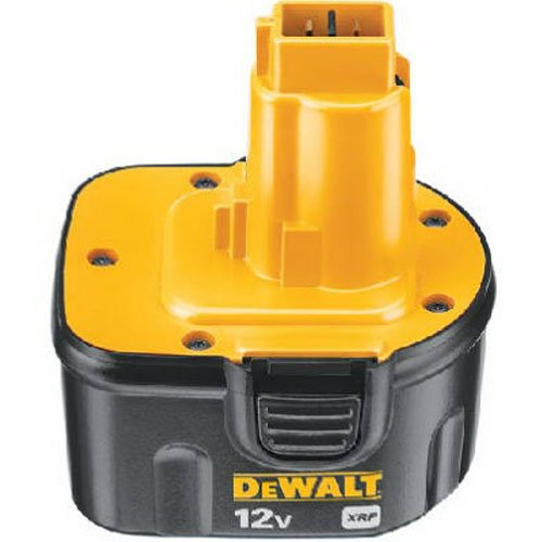 DEWALT DC9071 XRP 12-Volt 2.4 Amp Hour NiCd Battery (Dewalt 12 Volt Lithium Battery)