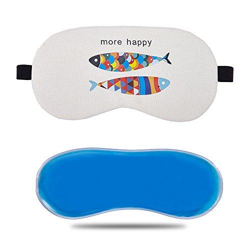 eye mask with gel insert - 4