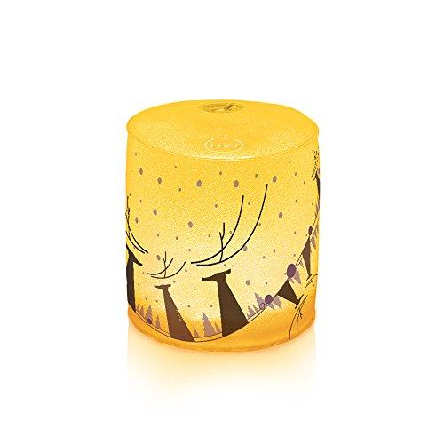 MPOWERD Luci Winter Reindeer Solar Lantern