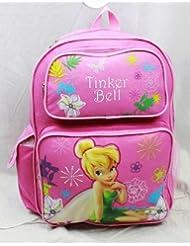 16 Pink Tinkerbell 16 Backpack Fairies