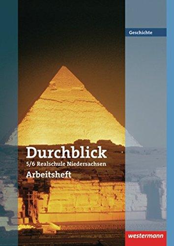 Durchblick Geschichte und Politik: Durchblick - Geschichte 5/6. Arbeitsh