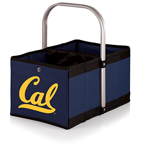Berkeley Cooler (PICNIC TIME NCAA California Golden Bears Urban Market Basket, Navy)