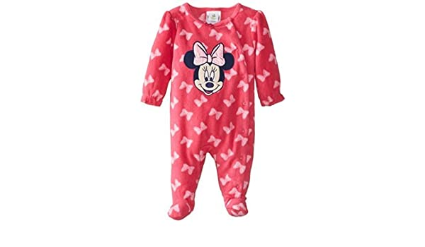 bdb41bc6a Amazon.com   Disney Baby Baby-Girls Newborn Minnie Mouse Micro ...