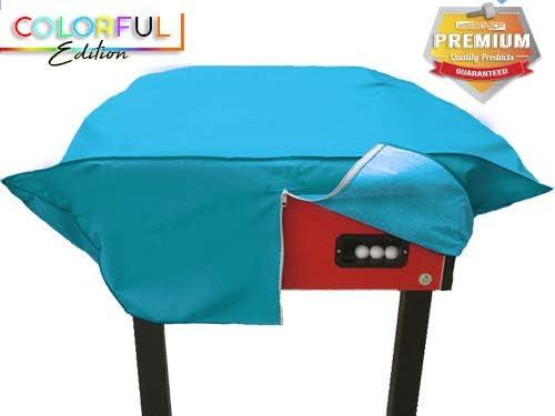 Unicover - Funda para futbolín - Colorful Reforzado Azul: Amazon ...
