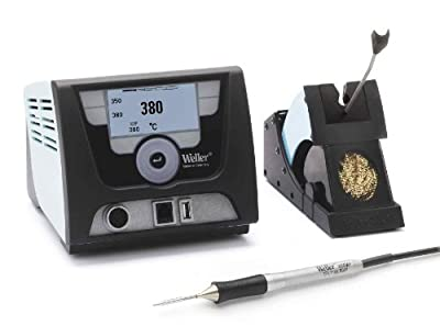 Weller WX1011 200-Watt 120-Volt High Powered Digital Soldering Station with WXMP Pencil
