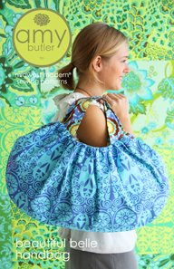 Amy Butler Beautiful Belle Handbag Sewing Pattern