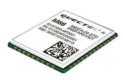 Amazon com: Quectel M66 Quad-band GSM/GPRS Module: GPS & Navigation