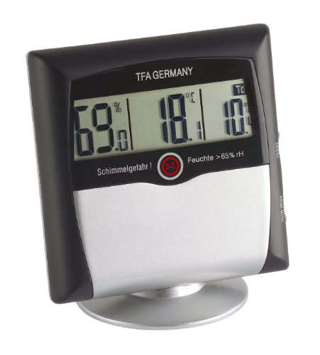 TFA Dostmann digitales Thermo-Hygrometer Comfort Control 30.5011