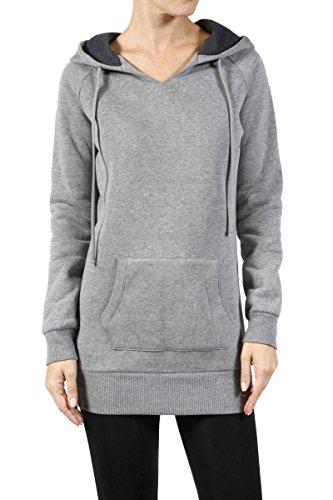 TheLovely Fleece Pullover Sweatshirt Hooded