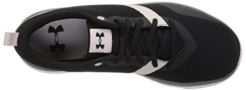 2 Mujer Armour Under UA Press Deporte para Zapatillas Negro Black de W dIdwzxWq6A