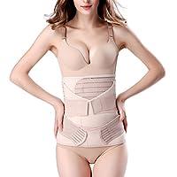 3 in 1 Postpartum Support - Recovery Belly/waist/pelvis Belt Shapewear Slimmi...
