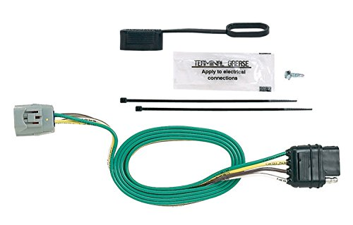Trailer Hopkins Wiring (Hopkins 41945 Plug-In Simple Vehicle to Trailer Wiring Kit)