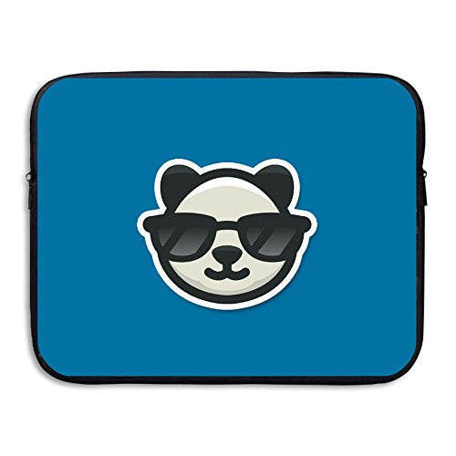 Cool Panda Sunglasses Water Repellent Laptop Case Bags Laptop Bags Computer Backpack 13Inch - Michelle Sunglasses