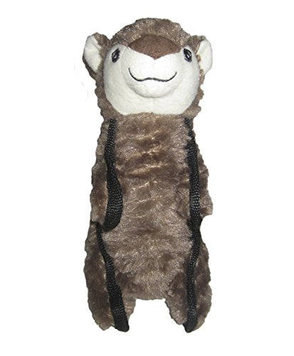 Happy Tails Squirrel Durables Dog Toy