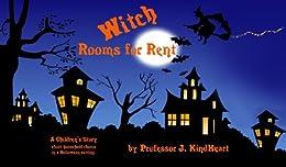 Childrens Rhyming household Halloween setting ebook